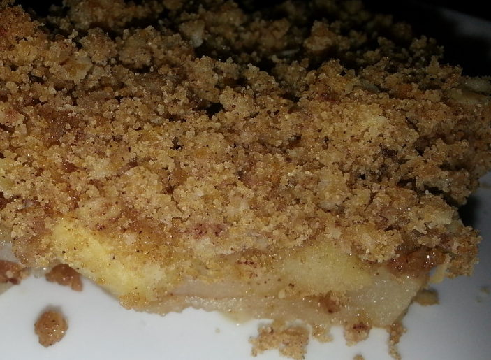 Easy Gluten Free Apple Crisp
